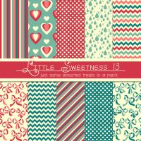 Free Little Sweetness 13 by TeacherYanie