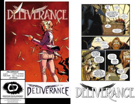Deliverance Issues #01-02 Letters by Docolomansky