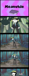 PART 2 The Fairyhill by PaintFeathers