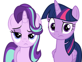 Twilight and Starlight by twls7551