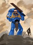 Space marine by soundguide