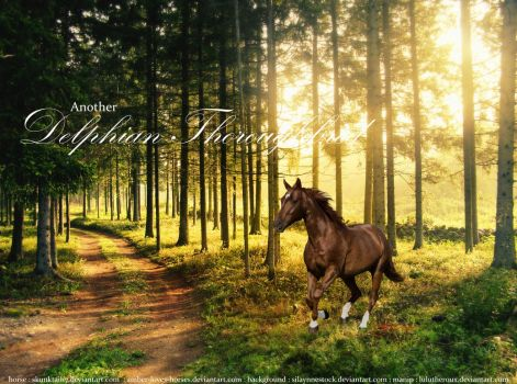Delphian Thoroughbreds by LuluTheroux