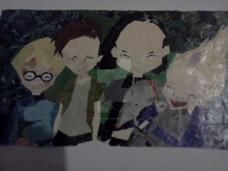 Code Lyoko Gang. by TheConsolidation