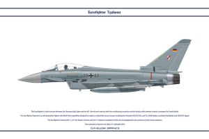 Eurofighter JaboG 31 by WS-Clave