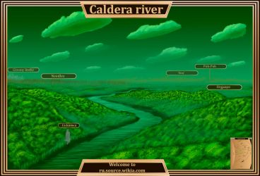 Calderariver by TeoMegalion