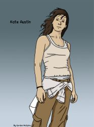 Kate Austin by Gee881