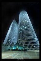 Azrieli Center by gilad