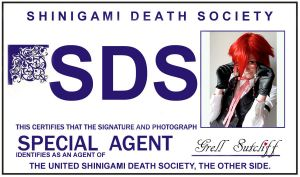 Proud Member of the SDS by Ravenic