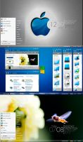 Windows7 VS Mac by erelchris