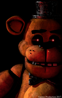 Freddy Fazbear - TSE Render Style (3Ds Max) by GamesProduction