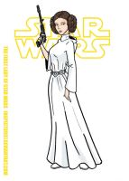 The First Lady of Star Wars by Inspector97