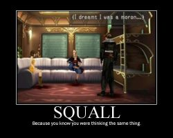 Squall MP by XxSweet-NightmarexX