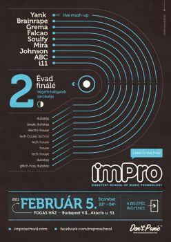 imPro School Event B by skeamworkshop