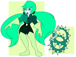 Emerald Reference by ReineSomber