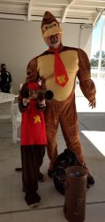 Megacon 2017 the Kongs by kingofthedededes73