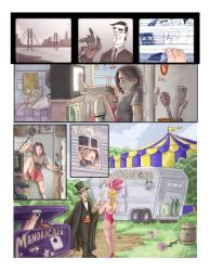 What I did Last Summer page1 by Milosflaca