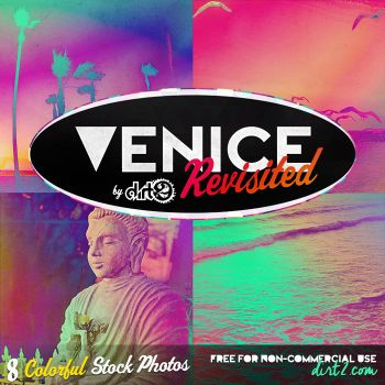 VENICE Revisited - Stock Photo Set with 8 Images by KeepWaiting