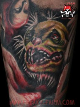 Dirk Dunkel - whatever by D-D-Tattoo