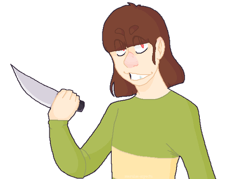 Chara by merulae-aspectu