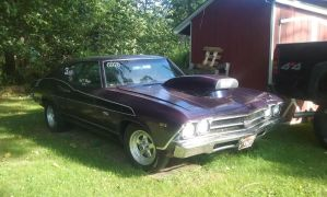 Meet the one Chevelle that started it all by JSMRACECAR03