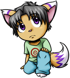 Chibi Miles by Nestly