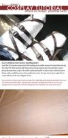 Cosplay Tutorial: Attack on Straps by firewolf826