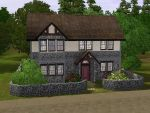 Sims 3 - Raspberry House by SimsRepublic