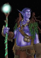 My brother the druid by SteveNoble197