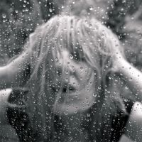 Crying in the rain II by idealclassic