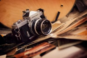 Vintage Camera 09 by X-Apparition-X