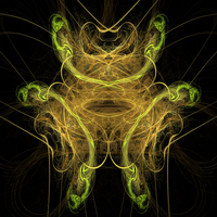 Abstract Orderism Fractal 57 by GStolyarovII