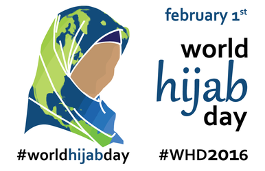 World Hijab Day 2016 Campaign by Nahmala