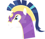 [vector] Shining Armor head by ObscureDragone
