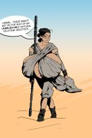 Rey Breast Expansion by tsarman