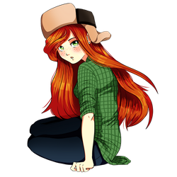 Anime Wendy by FlyingPings