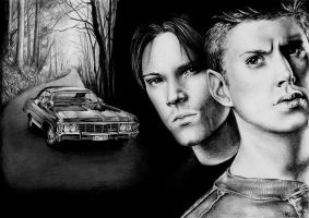 The Winchesters by Ashtoreth