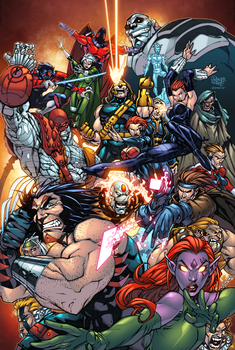 Age of Apocalypse by AlonsoEspinoza