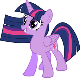 Twilight Sparkle (Vector TEST) by Osipush