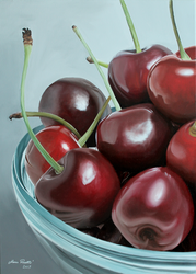 A big bowl of cherries after the earthquake by Marco-R