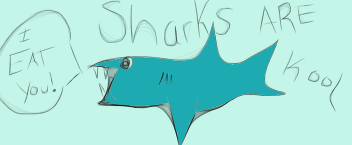 Sharks are KOOL by auti98