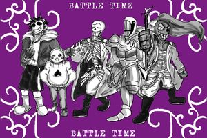 some offtale designs by flunkly