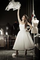Wedding coutoure collection 2012 2 by PinkFishGR
