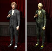The Picture of Dorian Gray by ravenscar45