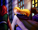 Collab: Between Night and Day by Iduna-Haya