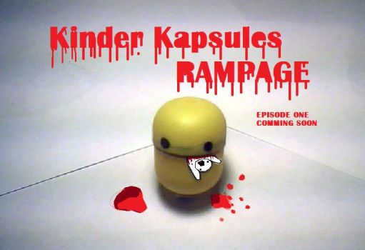 The Kapsules Mad Rampage by Tiny-Munster