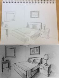 Perspective Practice: Example 2 by greenstar2001