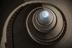 Spiral staircase by luka567