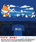 Woot Shirt - Look At The Bones by fablefire