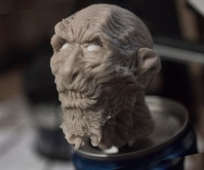 White walker king WIP by philipe3d
