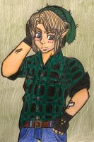 Modern TP Link by angry-toon-link